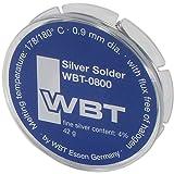 (US) WBT 0800 Silver Solder 4% Silver Content 1/8 lb.