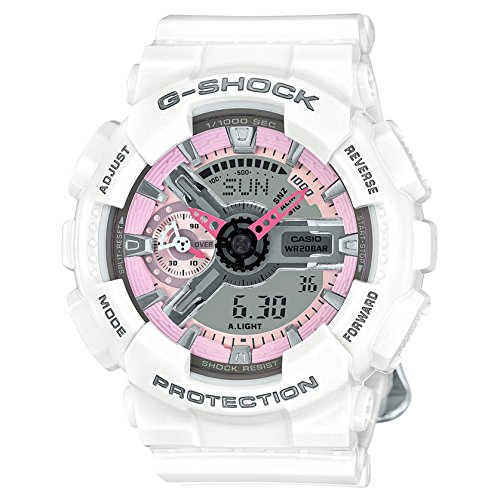 Casio G Shock Quartz Ladies GMAS110MP 7A