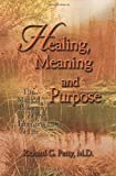 Healing, Meaning and Purpose, Richard Petty, 0595458017