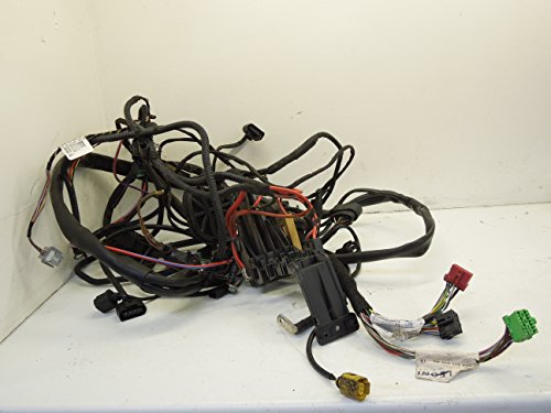 Audi A4 B6 Wiring Loom Harness for Front Lights RHD: