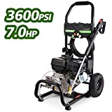 Best Gas Pressure Washers - Mabay 3600PSI 212CC Gas Pressure Washer, 2.8GPM Gas Review