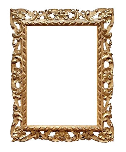 Home Comforts LAMINATED POSTER Ornate Frame Elegance Picture