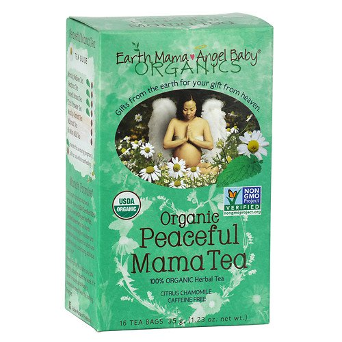 Earth Mama Angel Baby Tea Organic Peaceful Mama