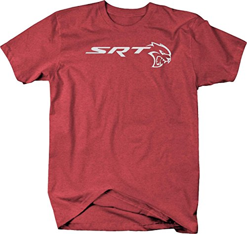 SRT Hellcat Mopar Charger Challenger Racing T shirt - Medium