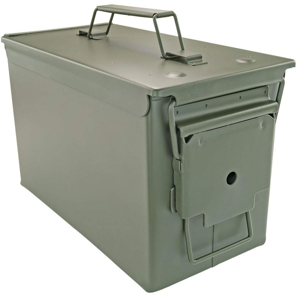 BOOMSTICK .50 Cal Ammo Can by BOOMSTICK