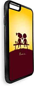 Love is Printed Case for iPhone 7 Plus