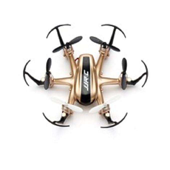 Jjrc - Dron Volador h20 hexacoptero Dorado 2.4ghz: Amazon.es ...