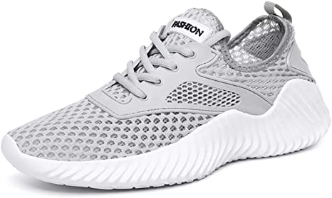 Breathable Lightweight Running Shoes Mens Outdoor Tennis Athletic Trail Sneakers