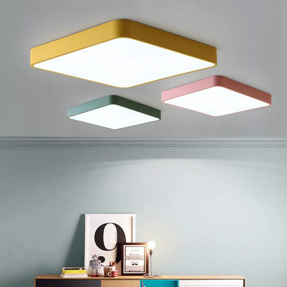 Lámparas modernas Sala de estar Lámpara de techo con techo ...