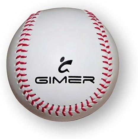 Gimer 7/764 pelota pelota Béisbol Piel Entrenamiento Match Partita ...