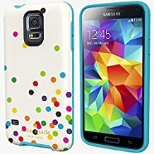 Kate Spade Confetti Multi Color Dots Samsung Galaxy S5