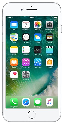 "27 opinioni per Apple iPhone 7 Plus Smartphone 4G (Display: 5,5""- 256 GB- iOS 10) Argento"