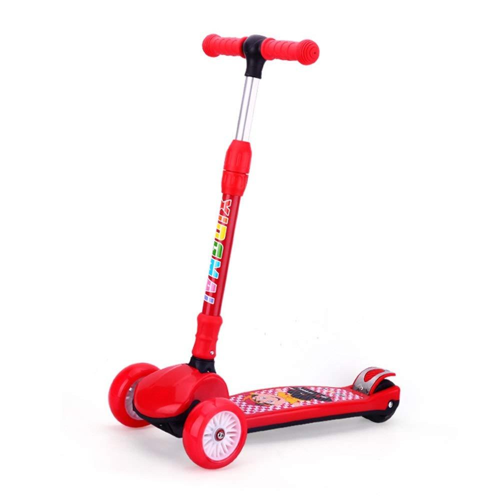 【即発送可能】 Bert100 Color 3-12歳の三輪フラッシュスクーターに適しています、折り畳むことができます Bert100、上げ下げすることができます )、4つの速度で調整することができます、子供のおもちゃ、子供のギフト うまく設計された ( Color : Red ) B07QZR6Q3V, テクノ ゴシック サブライム:3b194bbf --- svecha37.ru