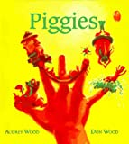 Piggies, Audrey Wood and Don Wood, 0152010637