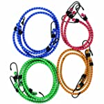 Cartrend 70160 Bungee Cords Water-Rep...