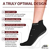 Rymora Non Slip Grip Socks for Women & Men, Elderly