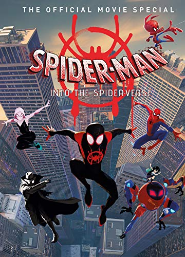 Pdf Humor Spider-Man: Into the Spider-Verse The Official Movie Special