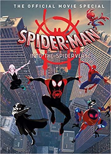 Amazon Com Spider Man Into The Spider Verse The Official Movie