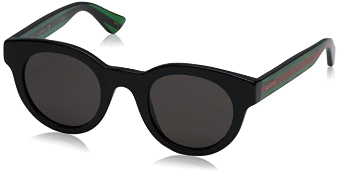95b81a9f23af8 GUCCI 0002S Black Green Grey  Gucci  Amazon.ca  Sports   Outdoors