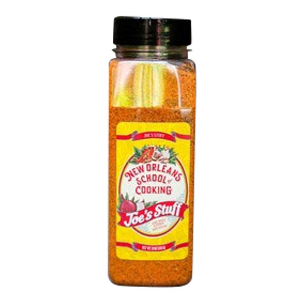 Joe's Stuff Original Blend Seasoning From New Orleans, 21 Oz
