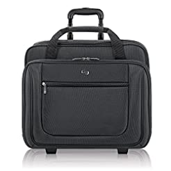 Solo New York Bryant Rolling Laptop Bag....