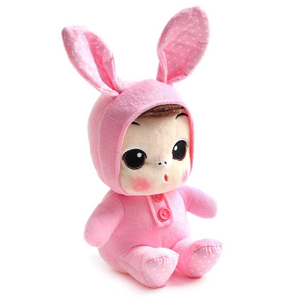 7f9ffc0856fe Amazon.com: Nuri Toys DDUNG Bunny, Rabbit Stuffed Animal Plush, Plush Toy,  Gifts for Kids, 7