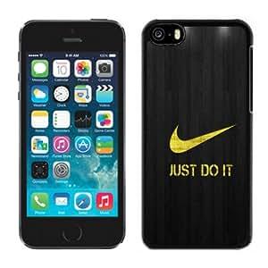 XiFu*MeiBeautiful Custom Designed Cover Case For iphone 5/5s With Just Do It Phone CaseXiFu*Mei