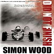 Did Not Finish: An Aidy Westlake Mystery, Book 1 | Simon Wood