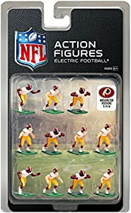 Washington Redskins Away Jersey NFL Action Figure Set