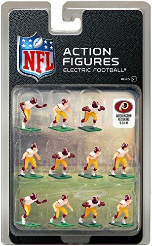 Washington Redskins Away Jersey NFL Action Figure Set -