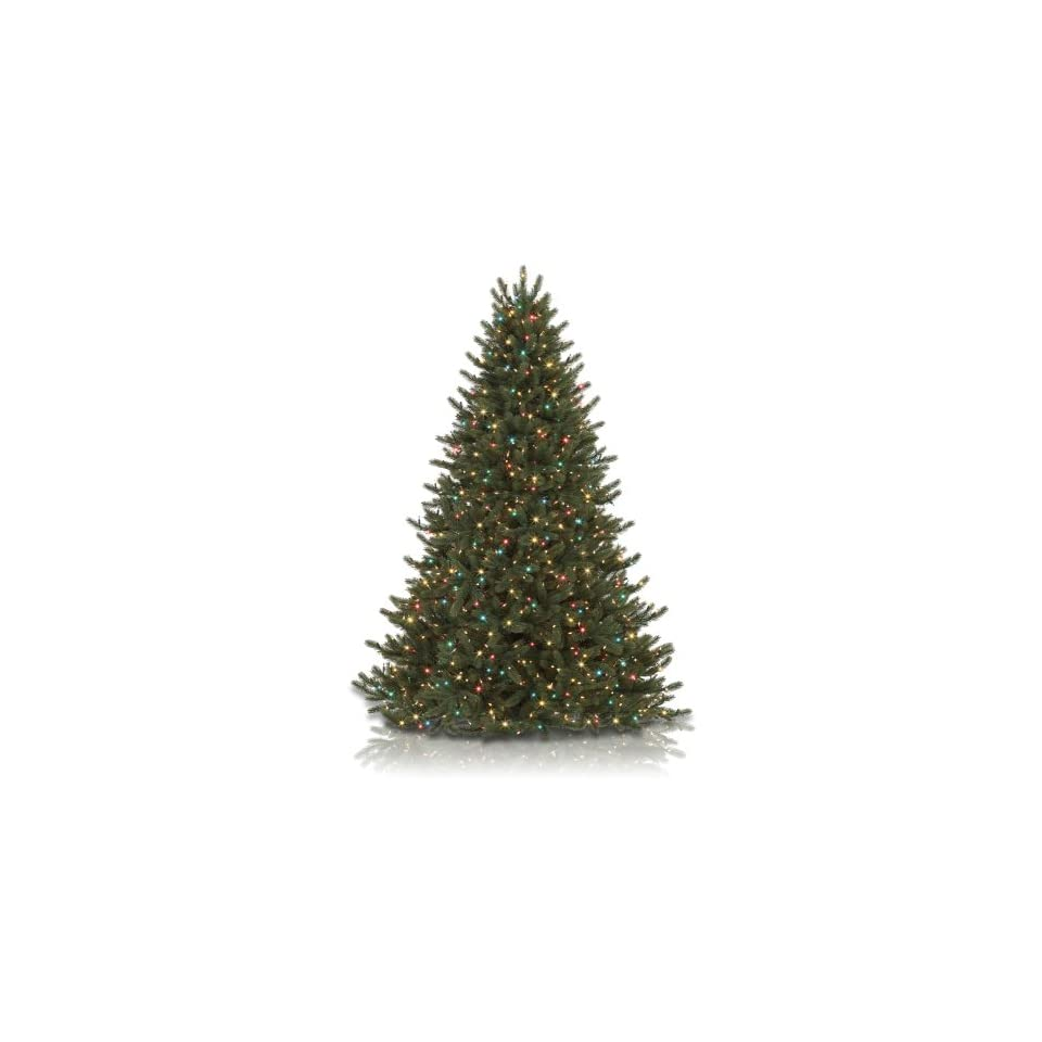 6.5' BH Vermont White Spruce Artificial Christmas Tree   Color+Clear   Vermont Spruce