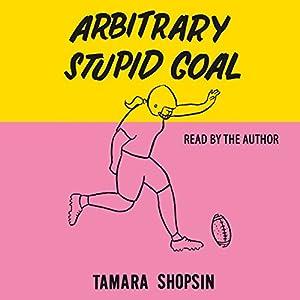 Arbitrary Stupid Goal Audiobook