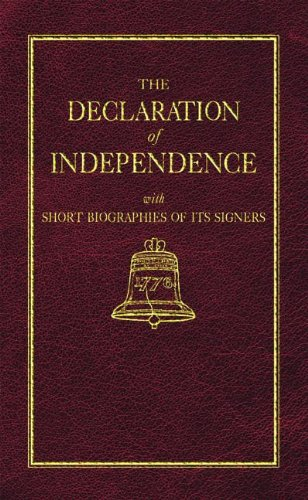 Declaration of Independence (Books of American Wisdom)