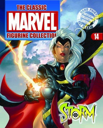 Classic Marvel Figurine Collection Magazine #14 Storm