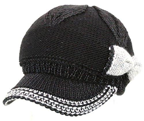 Metallic Wool Hat - 3