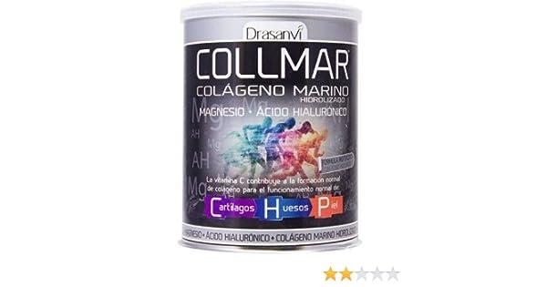 Collmar, colágeno marino hidrolizado con magnesio y ácido ...