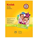 Kodak Photo Paper Gloss 8.5x11 25sheets