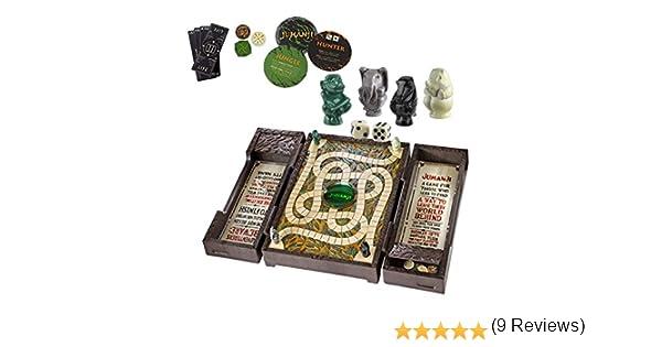 El Noble Colección De Jumanji Coleccionista Juego De Mesa De Réplica: Amazon.es: Juguetes y juegos