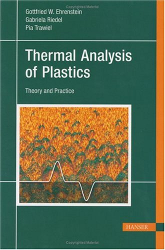 thermal analysis of polymers - 4