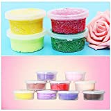 Slime Containers for Slime Supplies - Plastic