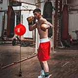 Weisheng Boxing Speed Ball Double End Speed Bag