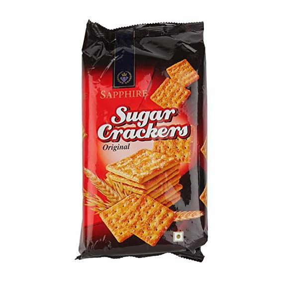 Sapphire Sugar Crackers, 350g