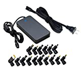 Westronix 90w Slim Universal Ac Laptop charger 15-20v Multi Voltage Power Adapter with Usb for Hp Dell Toshiba IBM Lenovo Acer Asus Samsung Sony Fujitsu Gateway Notebook