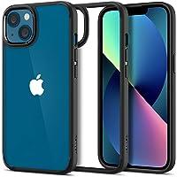 Spigen Compatible for iPhone 13 Case Ultra Hybrid - Matte Black