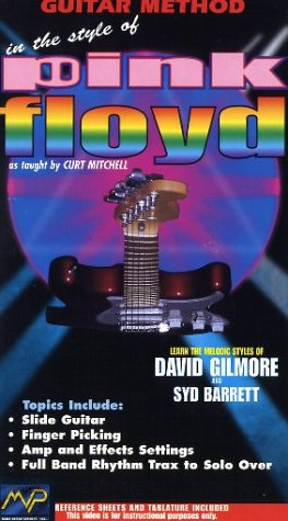 Guitar Method - Style of Pink Floyd [Alemania] [VHS]: Amazon.es ...