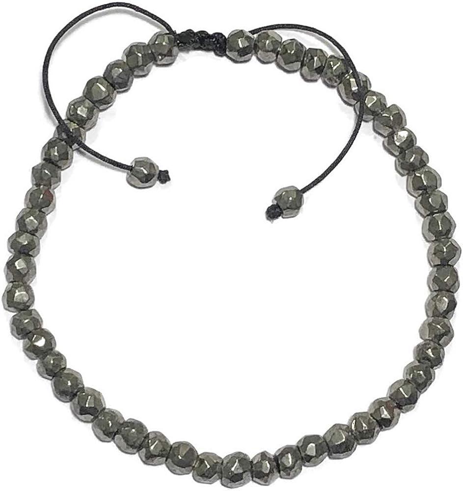 Yoga Reiki Healing Energy Boho Chakra Wrap Stretch Jewelry /& Zen Gifts Wolf Bracelets KarmaArm Confidence : Black Onyx Spirit Animal Wristband Meditation Jewelry