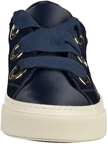 Byardenx para Navy Bronx Zapatillas 1261 Blau Mujer Bx 0T0PEI