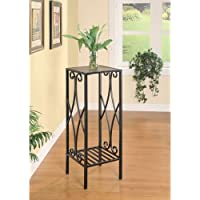 Coaster Home Furnishings 900924 Traditional Accent Table, Black