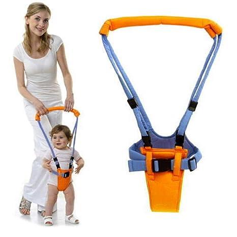 11102b1b749 Bébé Marche Ceinture sangle réglable Laisse Infant l apprentissage  Assistant de marche Harnais de sécurité