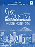 Cost Accounting : Spreadsheet Templates, Fisher, Albert K. and Horngren, Charles T., 0135676797